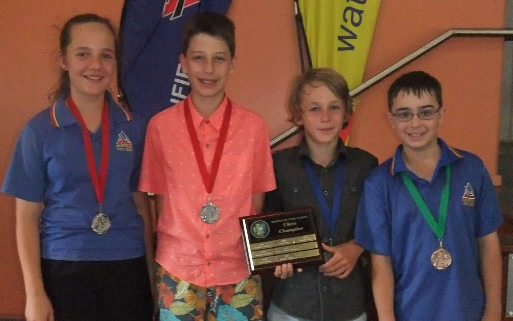 Highfields State School Chess Champions
